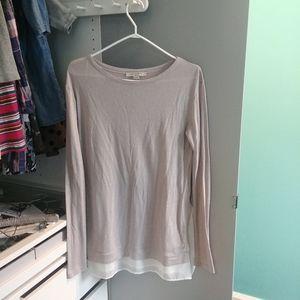 Allsaints blouse size S in EUC